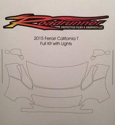 Ferrari California T, Road Runner, Car In The World, Cool Cars, Films, Graphics, Kit, Facebook, House