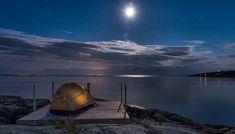 10 endroits sur le bord de l'eau au Québec où tu peux faire du camping   Narcity Montréal