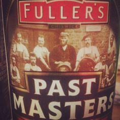 Fuller's: Past Masters [United Kingdom beer]