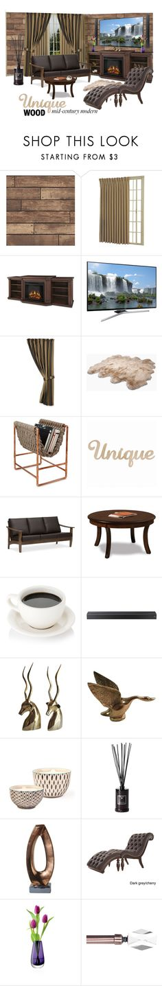 """Untitled #359"" by natasag ❤ liked on Polyvore featuring interior, interiors, interior design, home, home decor, interior decorating, Brewster Home Fashions, Eclipse, Valmont and Samsung"