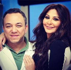 Behind The Scene with Elissa