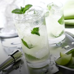Mojito - Partytime, Anytime with BACARDI® Mixers