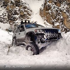 It's #flexyfriday and this superb WJ