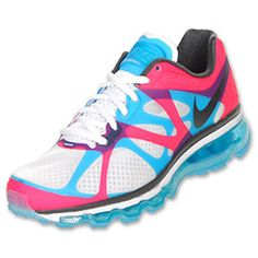 Nike Air Max+ 2012 Women's Running Shoes    My new kicks!