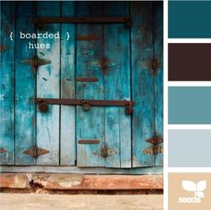 Boarded hues prob the best color pallet for living room.