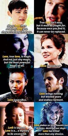 Love | OUaT