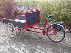 bicycle delivery carts - Google Search