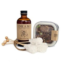 Crystal Hot Toddy Cocktail Kit – DRAM Apothecary