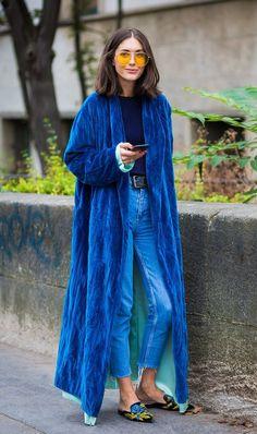long kimonos and retro shades. yaaaasss!!