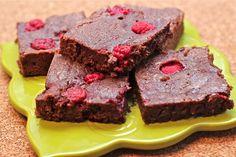 Chocolate Raspberry Brownies Recipe   Bakepedia