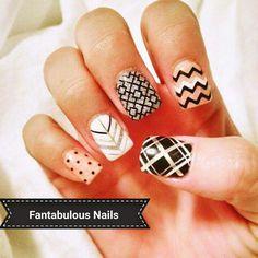 SO Gel nails by Jayme Carey at Fantabulous Nails