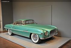 1954 Plymouth Explorer Concept at the Portland Art Museum