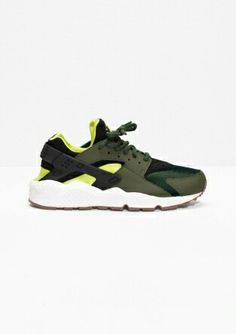 cheap for discount 87f0e c7d28 Nike huarache green  other stories