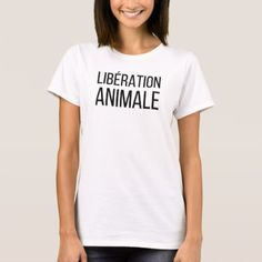 ANIMAL RELEASE T-Shirt - animal gift ideas animals and pets diy customize
