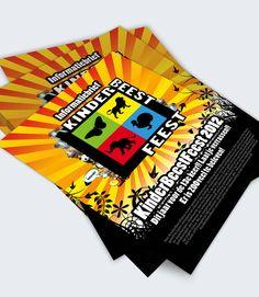 Flyer design by Green Creatives Advertising agency Corporate Design, Flyer Design, Branding Design, Logo Design, Flyer Layout, Advertising Agency, Typography, Website, Creative