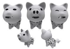 Something we liked from Instagram! 지워서 다시 올림 언젠간 출력해봐야지.  #bone #coin #bank #저금통  #디자인 #3DPrinter #3dprinting #rhino #rhino3D #3Dmodeling #modeling #3D #3dmodel #3D모델링 #라이노 #랜더링 #키샷 #keyshot #프라모델  #제품디자인 by leehyeonhyeong check us out: http://bit.ly/1KyLetq