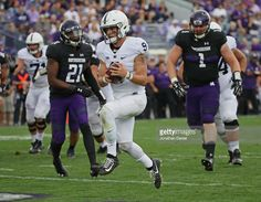 News Photo   Trace McSorley of the Penn State Nittany Lions... Nittany Lion 3e4a7d040