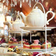 High Tea Onder de Kersenboom