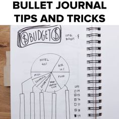 Bullet Journal Tips And Tricks #journal #creative #DIY