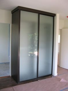 Sliding Two Door Free Standing Wardrobe Hpd518 - Sliding Door ...