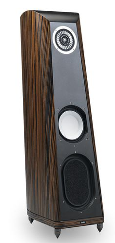 The latest from #THIEL at Hanson AV (http://hansonav.com/) in Dayton. This new three-way floorstanding Coherent Source #Loudspeaker represents a stunning new benchmark in acoustical performance for loudspeakers. #homeentertainment #speaker #housetrends #entertainment
