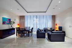 Sea And Pool View 3 Bed Apartment, Oceana Residence, Palm Jumeirah