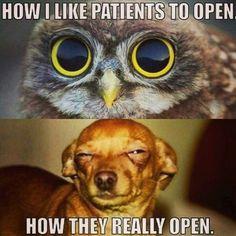 Squinty eyes when instilling eye drops Optometry Humor, Optometry School, Office Humor, Work Humor, Eye Jokes, Eye Center, Doctor Humor, Tech Humor, Eye Doctor