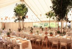 'Garden' Party Theming