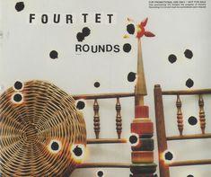 Four Tet - Rounds (US promo CD)
