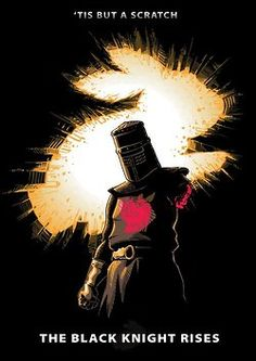 The Black Knight Rises, Monthy Piton