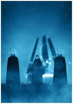 stormtrooper darth sidious star wars art print