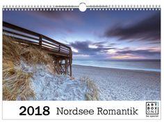 NORDSEE ROMANTIK KALENDER von Florian Kunde, Dennis Stracke, AD Design, Steflei Fotografie, Timon, Jan Hartmann