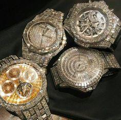Rolex- Hublot- Audemars...ICEY ENUFF