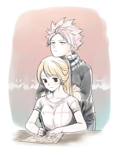 anime, nalu, and fairy tail image Natsu Fairy Tail, Fairy Tail Ships, Gruvia, Fairytail, Nalu Smut, Nalu Fanart, Fairy Tail Lucy, Fairy Tail Guild, Anime Fairy