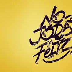 #hoyessabado No jodas y se feliz #uo