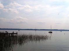 Chiemsee - Deutschland Reiseziele Beach, Water, Travel, Outdoor, Viajes, Nice Asses, Families, Water Water, Aqua