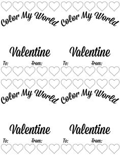 create masterpiece coloring pages | Handmade Valentine: Heart Shaped Crayons | make it ...
