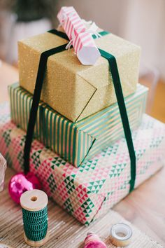 Stacking gifts