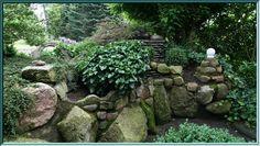Lärmschutz, Sichtschutz aus Naturstein, Parklandschaften, Bonsai, Gartenkunst, Skulpturengarten, Naturstein, Grünanlage, Lustgarten, Parkanlage,