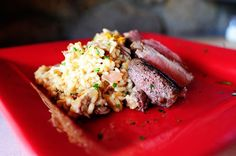 pioneer woman's duck risotto