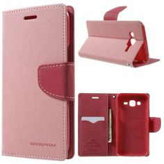 Original Fancy Diary Leather Wallet Phone Sleeve Cases Flip Cover For Samsung Galaxy J5 Coque With Card Holder
