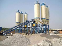 Stationary concrete batching plants -From a leading concrete batching plant manufacturer which served hundreds of construction leaders in the world. Ready Mixed Concrete, Mix Concrete, Concrete Mixers, Construction Lift, Electronic Scale, Engineering Projects, Crushed Stone, Dreams Do Come True, High Rise Building