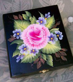 $3.00 keepsake box from Michaels Arts & Crafts