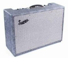 Supro Amps - The Legend Returns in 2014