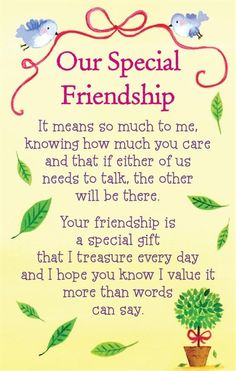 Birthday quotes for best friend friendship poems gift ideas 35 ideas for 2019 Special Friend Quotes, Best Friend Poems, Birthday Quotes For Best Friend, Special Friends, My Friend Quotes, Nice Quotes For Friends, Beautiful Friend Quotes, Happy Birthday Special Friend, Special Gifts