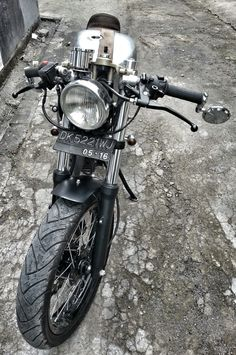 Expresso A Turbo Honda Cx500 Cafe Racer From Kingston Customs