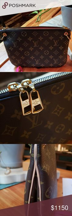 9b84778ad963 Authentic Louis Vuitton Monogram Lorette bag Authentic Louis Vuitton  Monogram Lorette bag Bag only