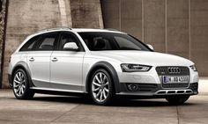 #Audi #A4Allroad. La station wagon compatta e a trazione integrale della casa tedesca.