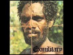 Death Grips – Exmilitary album cover- experimental hip-hop is a massive passion of mine Top 20 Albums, Best Albums, Rap Albums, Music Albums, Stefan Burnett, Into The Fire, Culture Shock, Pop Culture, Thing 1