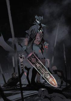 Cute Characters, Fantasy Characters, Fictional Characters, Fantasy Character Design, Character Art, Arte Dark Souls, Software Art, Artist Games, Bloodborne Art